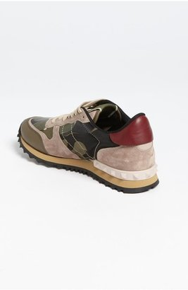 Valentino Camouflage Sneaker