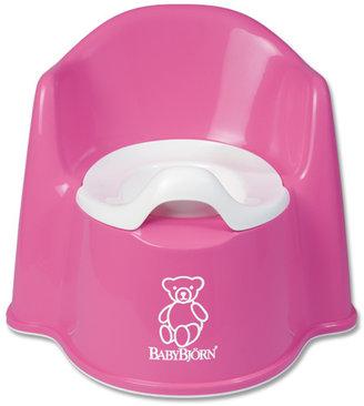 BABYBJÖRN Baby Bjorn Potty Chair - Pink