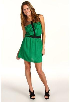 T-Bags Tbags Los Angeles Net Top Shirt Dress
