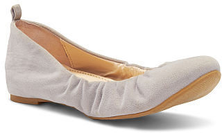 Victoria's Secret Collection Scrunch Ballet Flat