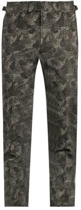 Camo A. Sauvage Twyman trousers