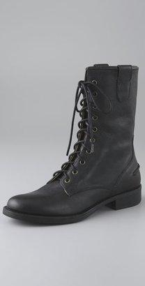 Madewell Workwear Biker Boots