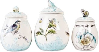 Edie Rose by Rachel Bilson Bloom Canisters (Set of 3)