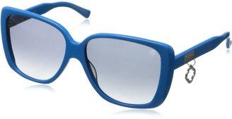 Black Flys Charm Fly Square Sunglasses
