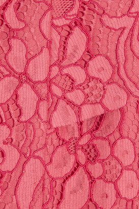 Jason Wu Lace peplum skirt