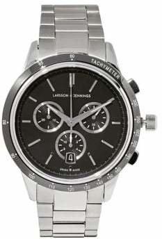 Larsson & Jennings Automatic Logo Stainless Steel Bracelet Watch