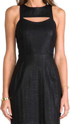 Dolce Vita Mimila Laser Cut Daisy Dress
