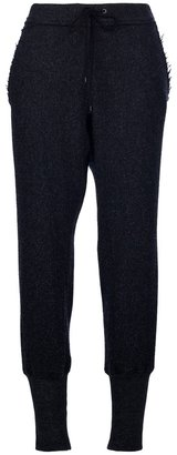 Y's Fitted hem trouser