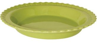 Chantal 9-in. Bakeware Classic Pie Dish, Lime Green