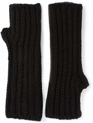 Dolce & Gabbana fingerless gloves