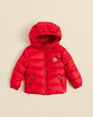 Moncler Infant Boys' Jules Hooded Puffer Jacket - Sizes 9-24 Months