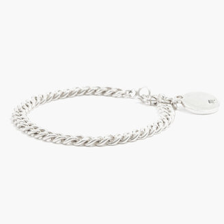 Madewell Sterling-Silver Pendant Bracelet