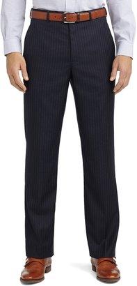 Brooks Brothers Madison Fit Saxxon Bead Stripe 1818 Suit