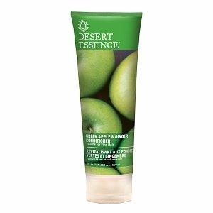 Desert Essence Conditioner, Thickening for Fine Hair, Green Apple & Ginger