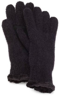 Isotoner Women's Solid Feather Touch Acrylic Knit Palm Glove