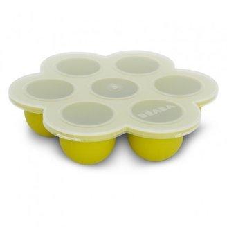 Beaba Green Multi Portions Silicone Dish