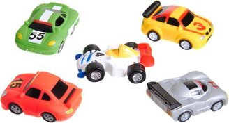 Elegant Baby Racecar Squirtie Set-Colorless