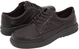 Hush Puppies Boyd (Dark Brown Leather) - Footwear