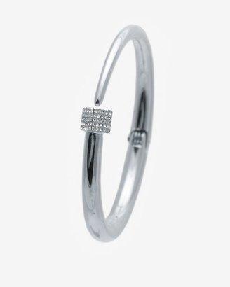 Vita Fede Eclipse Crystal Cuff: Silver