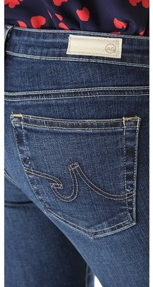 AG Adriano Goldschmied The Stilt Roll Up Jeans