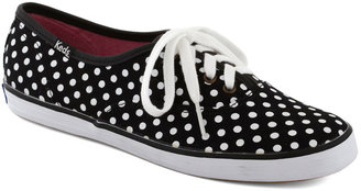 Keds Jump for Joy Sneaker in Dots