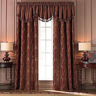 Octavia Chris Madden Rod-Pocket Curtain Panel