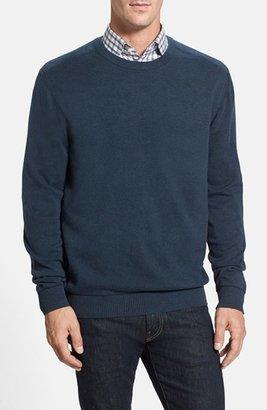 Men's Cutter & Buck 'Broadview' Crewneck Sweater $78 thestylecure.com