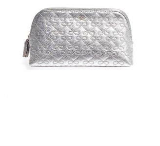 Anya Hindmarch Wilkes leather make up bag