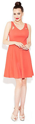 Betsey Johnson Cutout Summer Dress