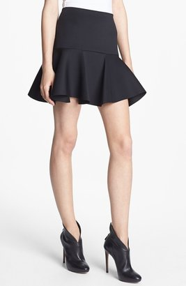 Robert Rodriguez Flared Techno Skirt