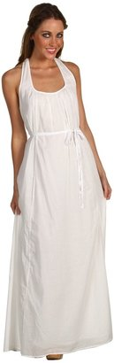 Michael Stars Zoe Voile Maxi Dress (White) - Apparel