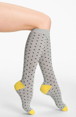 Nordstrom 'Soft Touch' Knee Highs (3 for $18)