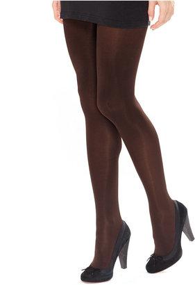 Donna Karan Opaque Tights Hosiery $28 thestylecure.com