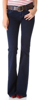 TEXTILE Elizabeth and James Lennox Flare Jeans