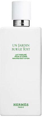 Hermes Un Jardin sur le Toit - Perfumed body lotion