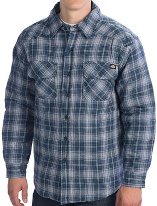 Dickies Western Flannel Shirt (For Big Men)