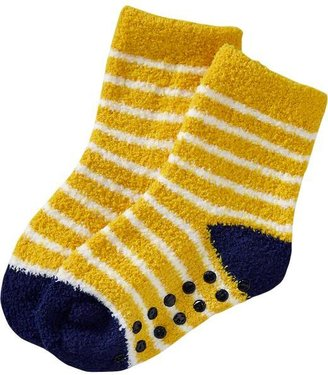 Old Navy Printed Cozy Socks for Baby