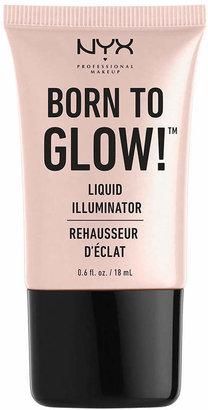 Nyx Cosmetics Born to Glow Liquid Illuminator $7.49 thestylecure.com