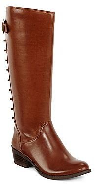 JCPenney Cosmopolitan Big as Life Rivet Riding Boots