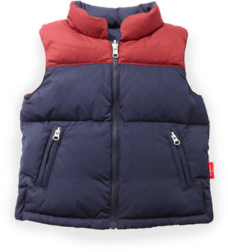 One Kid Down Puffer Vest