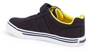 Ralph Lauren 'Hanford EZ' Sneaker (Baby, Walker, Toddler & Little Kid)