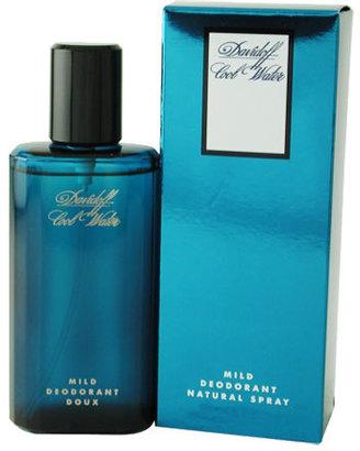Davidoff Cool Water Deodorant Mild Spray 2.5 oz