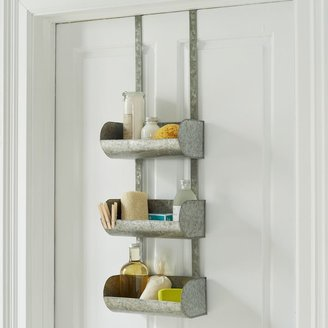 west elm Conveyor Shelf Over The Door Organizer
