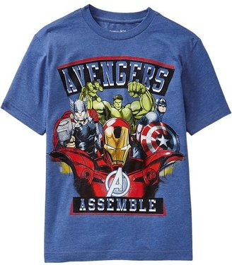 Old Navy Boys Marvel ComicsTM The Avengers Tees