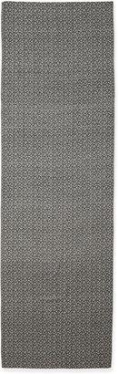 Michael Kors Checkerboard Logo Jacquard Scarf