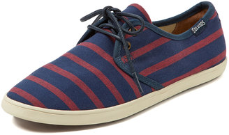 Soludos Derby Classic Stripe Lace-Up