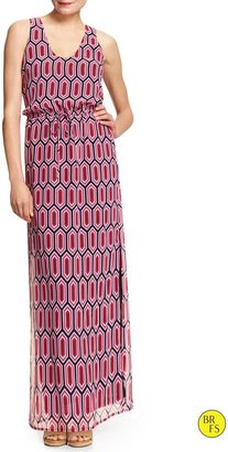 Banana Republic Factory Georgette Maxi Dress