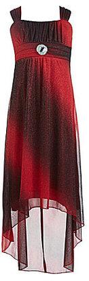 Ruby Rox 7-16 Emma Hi- Low Hem Dress