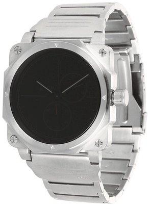 KR3W Vanquish Watch (Silver) - Jewelry