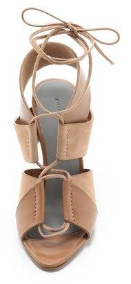 Alexander Wang Malgosia Lace Up Sandals